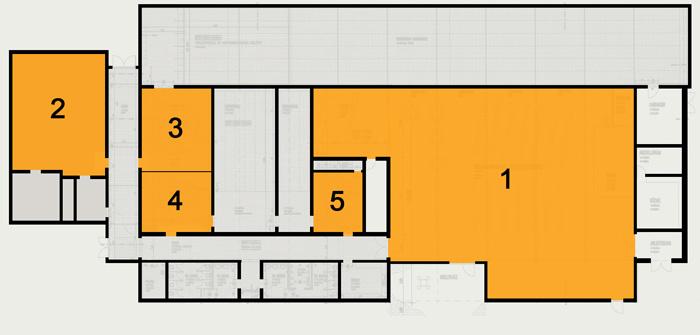 Grundriss-Schiesshalle